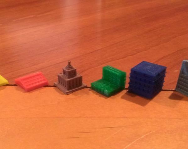 天诛:个性化建筑模型 3D模型  图10