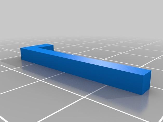 迷你船只舵轮模型 3D模型  图2