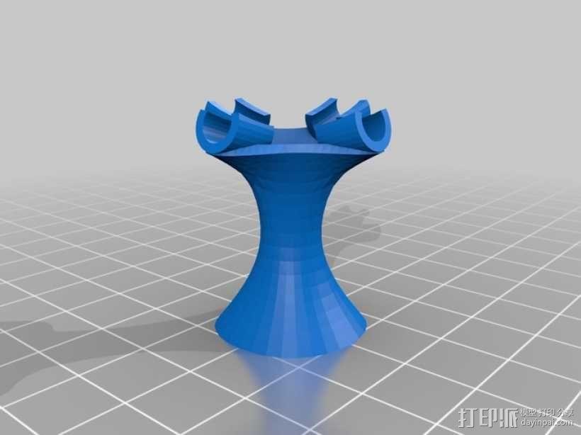 Minecraft:会发光的灯罩 3D模型  图18