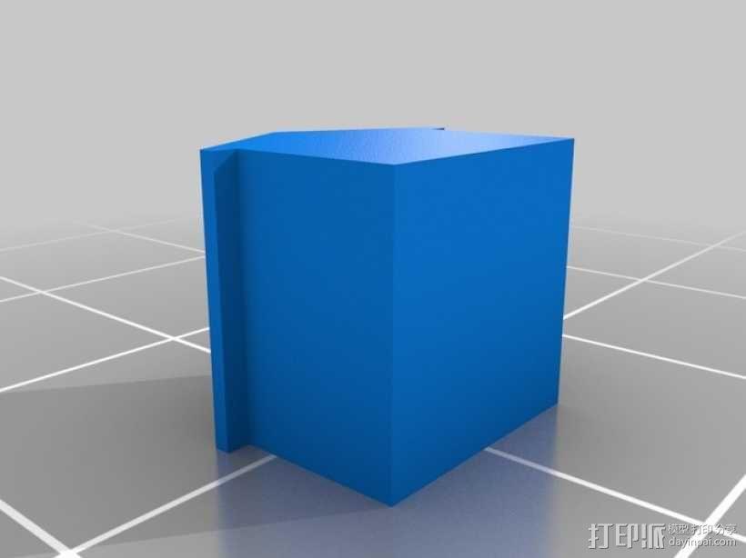 卡卡颂零部件模型 3D模型  图2