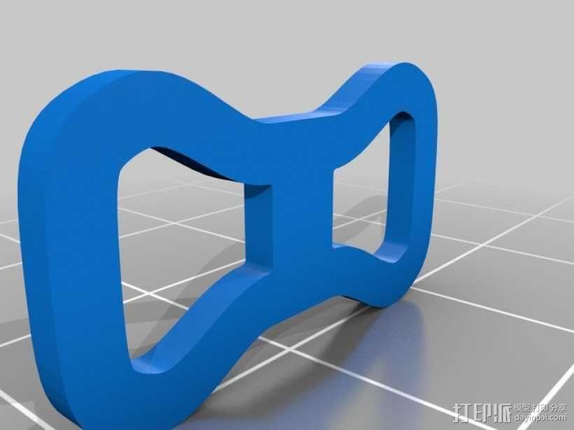 卡卡颂零部件模型 3D模型  图5