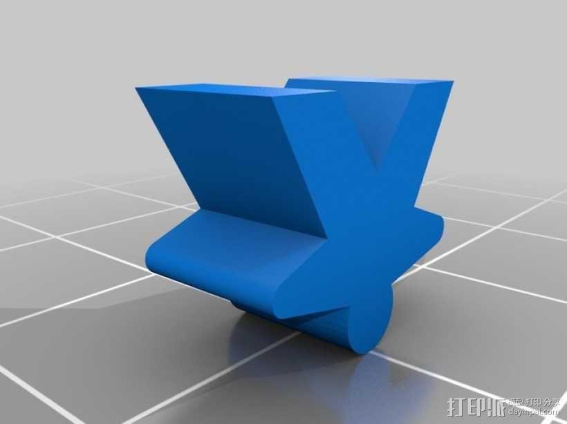 卡卡颂零部件模型 3D模型  图6