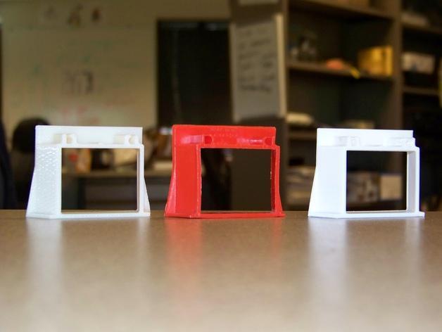 风火轮小汽车赛道支撑物 3D模型  图2