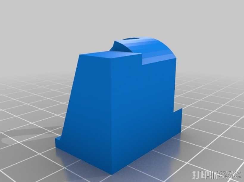 BlockBot v2机器人玩偶 3D模型  图2