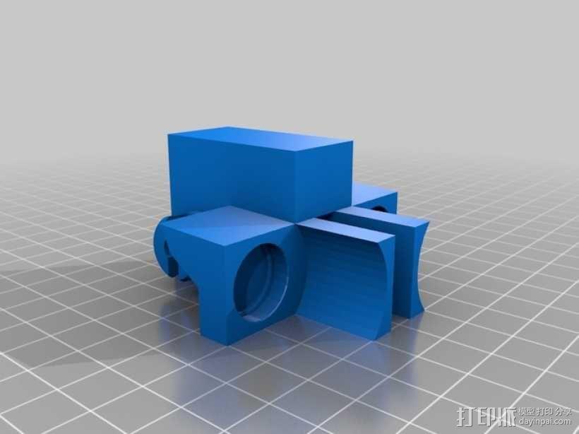 BlockBot v2机器人玩偶 3D模型  图4