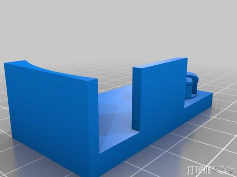 BlockBot v2机器人玩偶 3D模型  图3