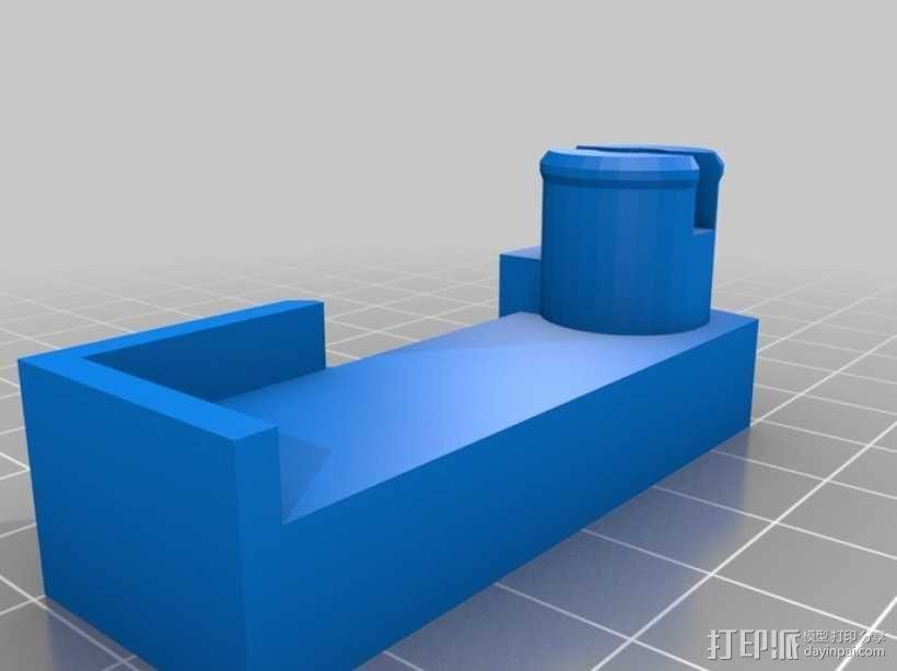 BlockBot v2机器人玩偶 3D模型  图5