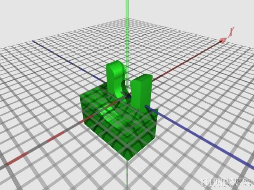 BlockBot v2机器人玩偶 3D模型  图9