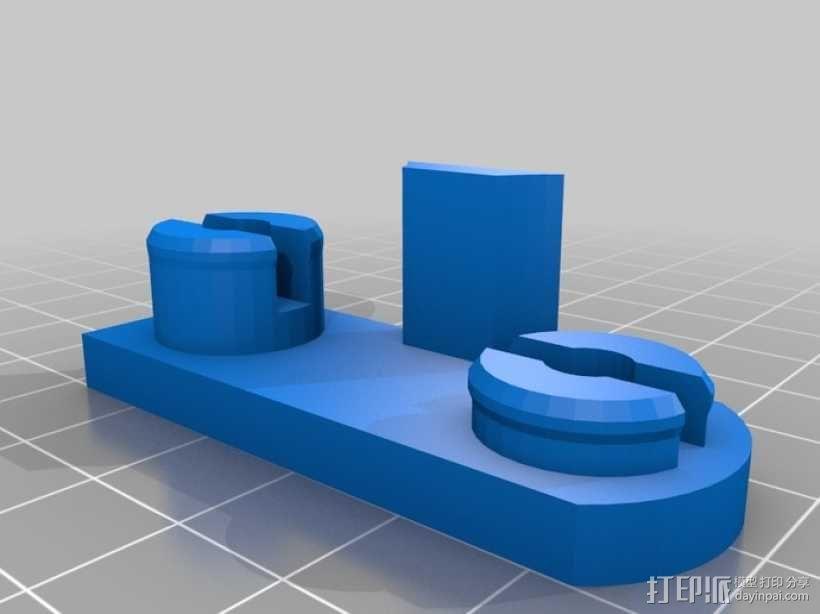 BlockBot v2机器人玩偶 3D模型  图12