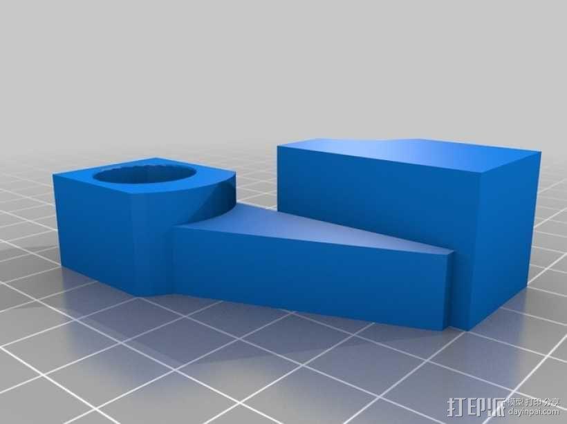BlockBot v2机器人玩偶 3D模型  图14