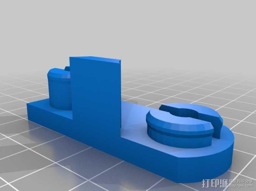 BlockBot v2机器人玩偶 3D模型  图13