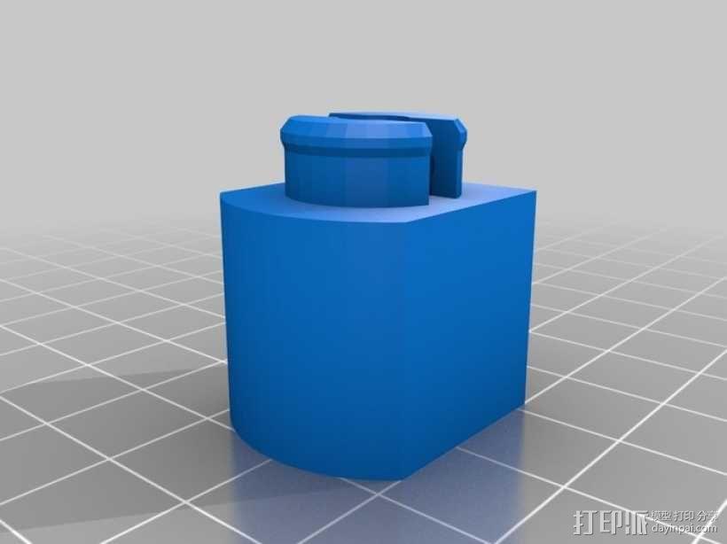 BlockBot v2机器人玩偶 3D模型  图16