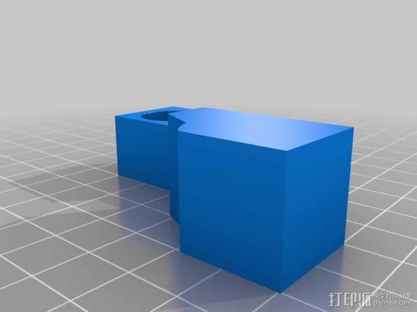 BlockBot v2机器人玩偶 3D模型  图15