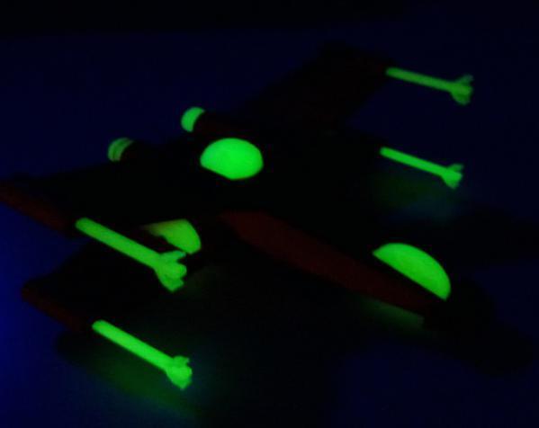 迷你翼战斗机模型 3D模型  图4