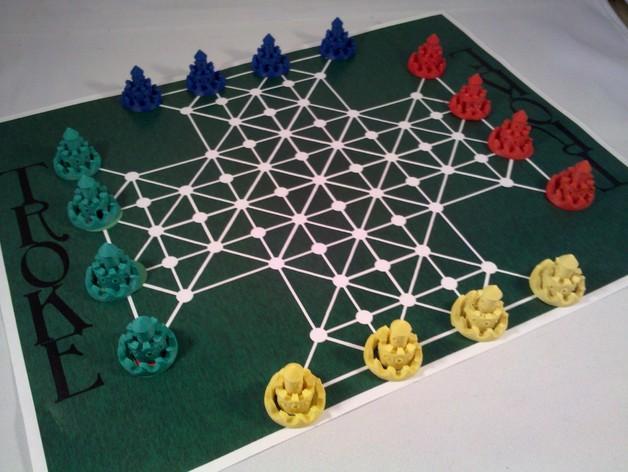 Troke游戏套件模型 3D模型  图1