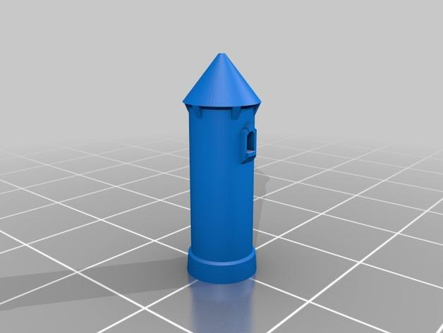 Troke游戏套件模型 3D模型  图2