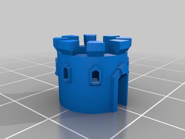 Troke游戏套件模型 3D模型  图3