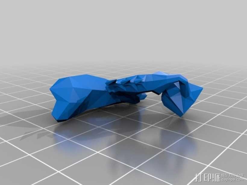 战锤40K:泰伦虫族侩子手 3D模型  图8