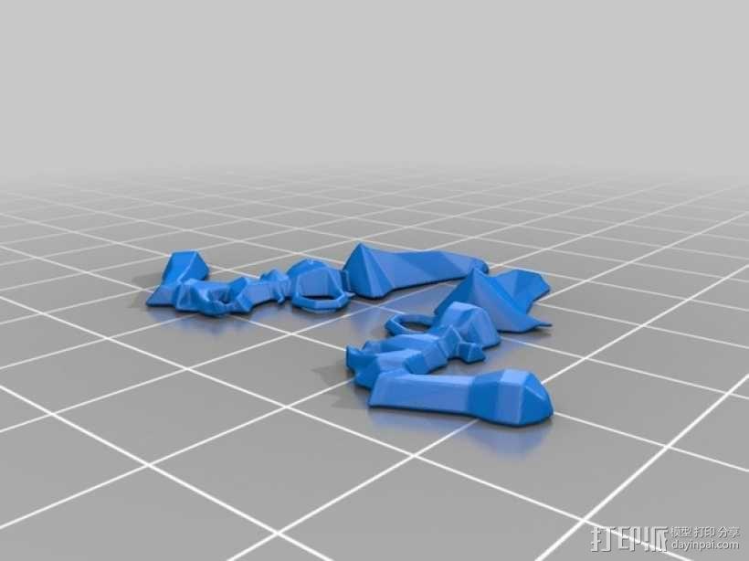 战锤40K:泰伦虫族侩子手 3D模型  图9