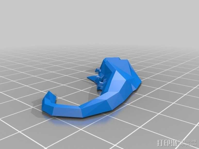 战锤40K:泰伦虫族侩子手 3D模型  图11