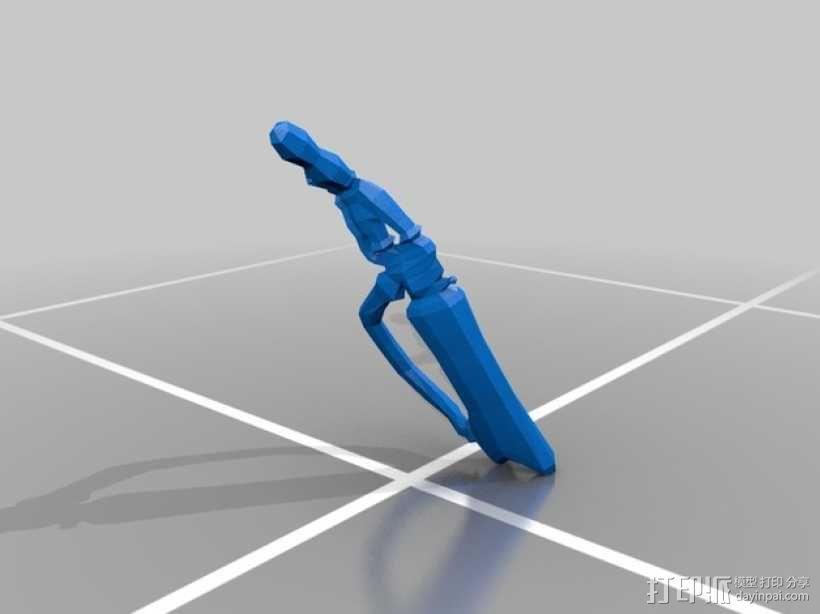 战锤40K:泰伦虫族侩子手 3D模型  图15