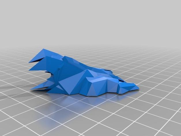 战锤40K:泰伦虫族泰坦巨虫 3D模型  图4
