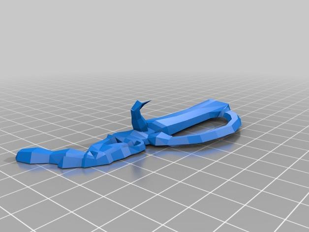 战锤40K:泰伦虫族泰坦巨虫 3D模型  图6