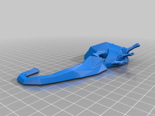 战锤40K:泰伦虫族泰坦巨虫 3D模型  图7