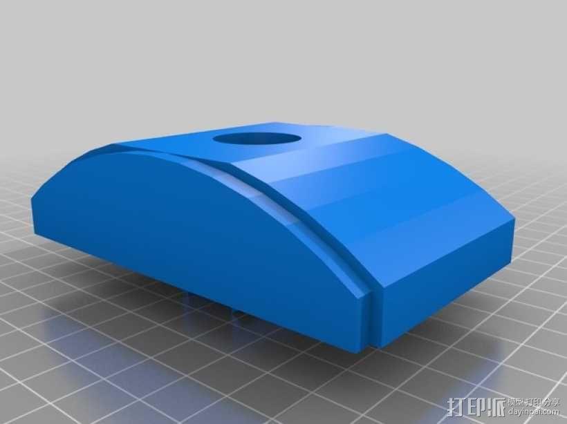 stretchlet坦克模型 3D模型  图2