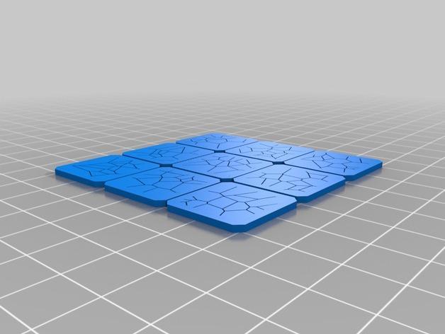 ZoneS战略游戏模型 3D模型  图4