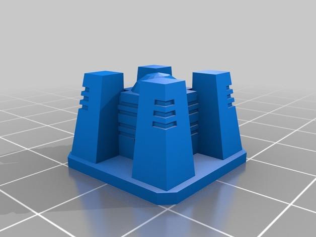 ZoneS战略游戏模型 3D模型  图9