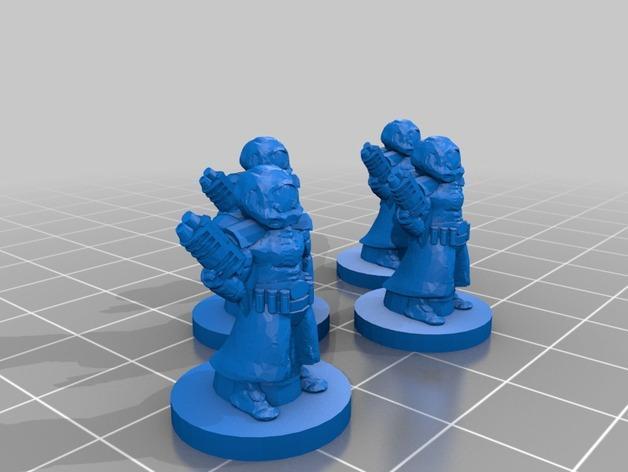 ZoneS战略游戏模型 3D模型  图10