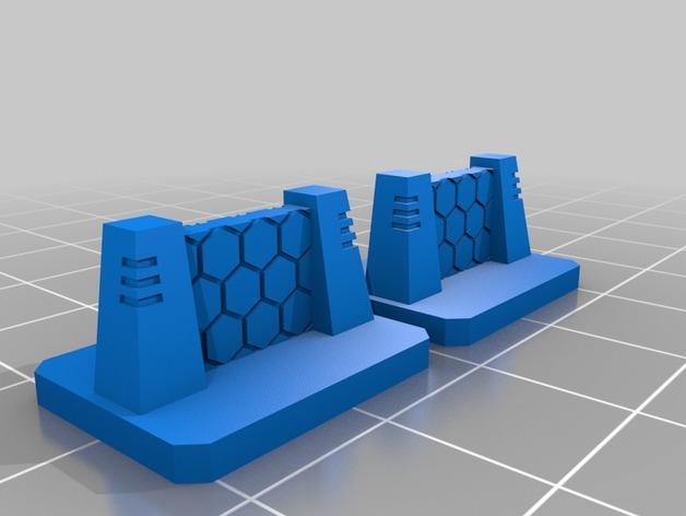 ZoneS战略游戏模型 3D模型  图11