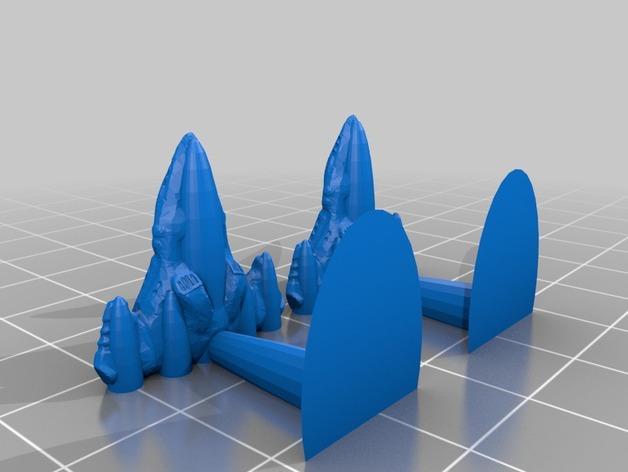 ZoneS战略游戏模型 3D模型  图12