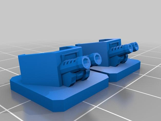 ZoneS战略游戏模型 3D模型  图13