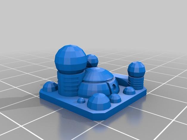 ZoneS战略游戏模型 3D模型  图15