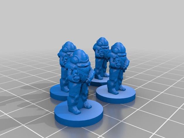 ZoneS战略游戏模型 3D模型  图16