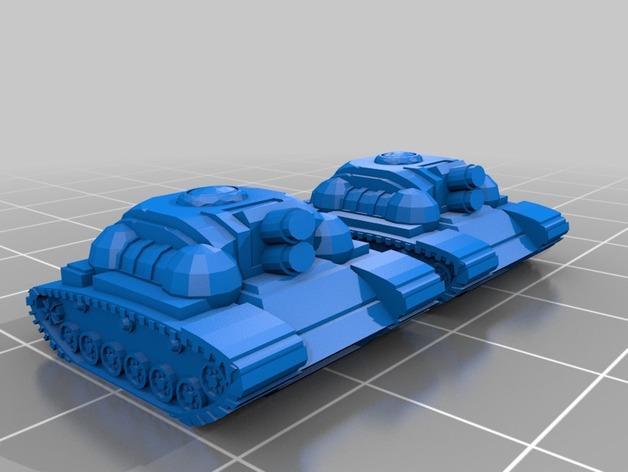 ZoneS战略游戏模型 3D模型  图18