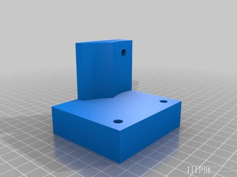 圆形正/斜齿轮模型 3D模型  图7