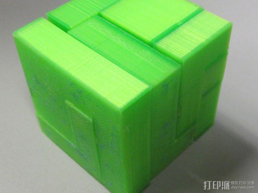 立方体拼图模型 3D模型  图9