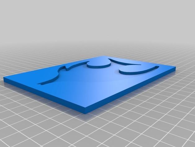 神仙鱼拼图模型 3D模型  图9