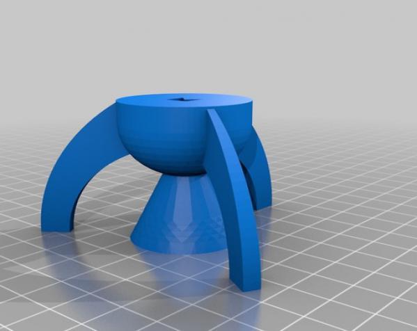 卡坦岛星际版:航母模型 3D模型  图4