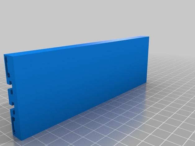 迷你计数器模型 3D模型  图2
