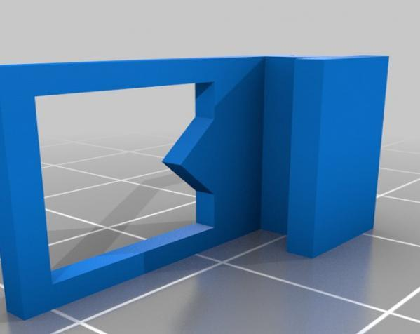 迷你计数器模型 3D模型  图3
