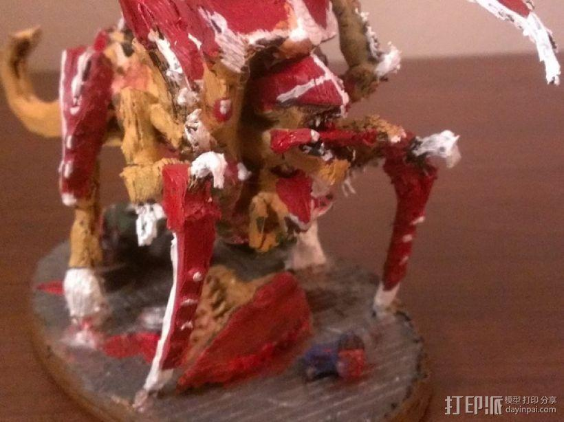 战锤40K:泰伦虫族特蜉冈 3D模型  图1