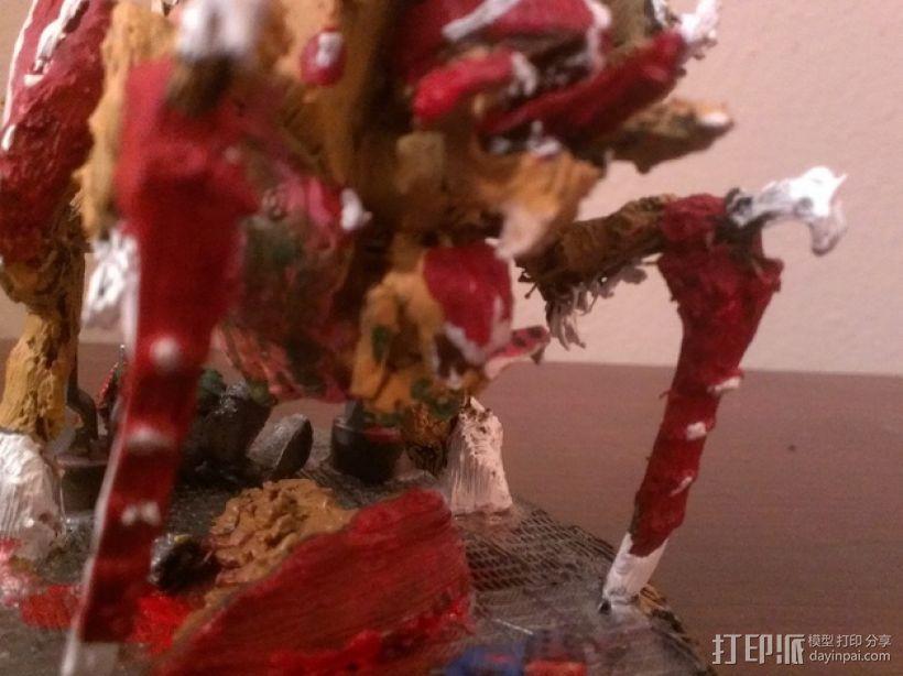 战锤40K:泰伦虫族特蜉冈 3D模型  图2