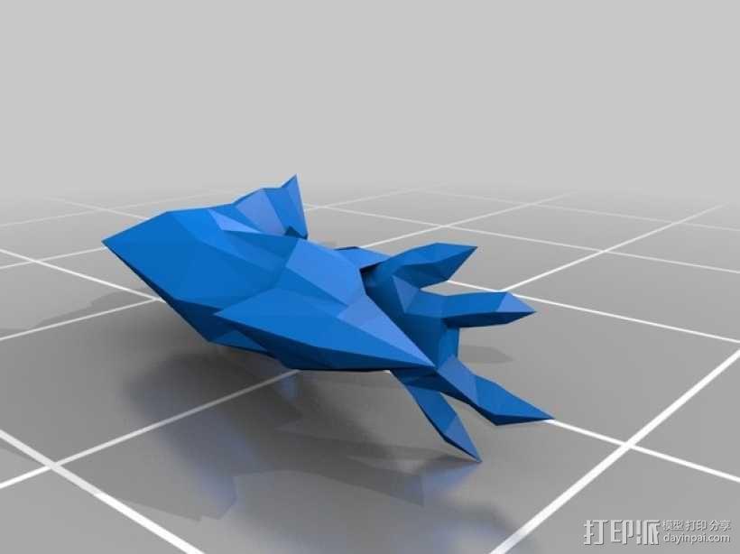 战锤40K:泰伦虫族特蜉冈 3D模型  图5