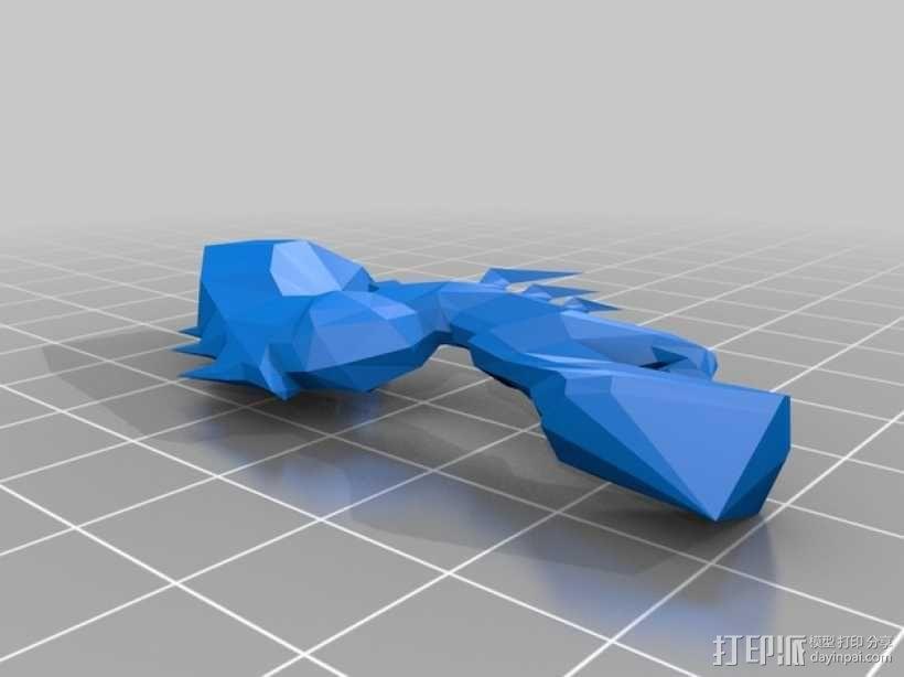 战锤40K:泰伦虫族特蜉冈 3D模型  图10