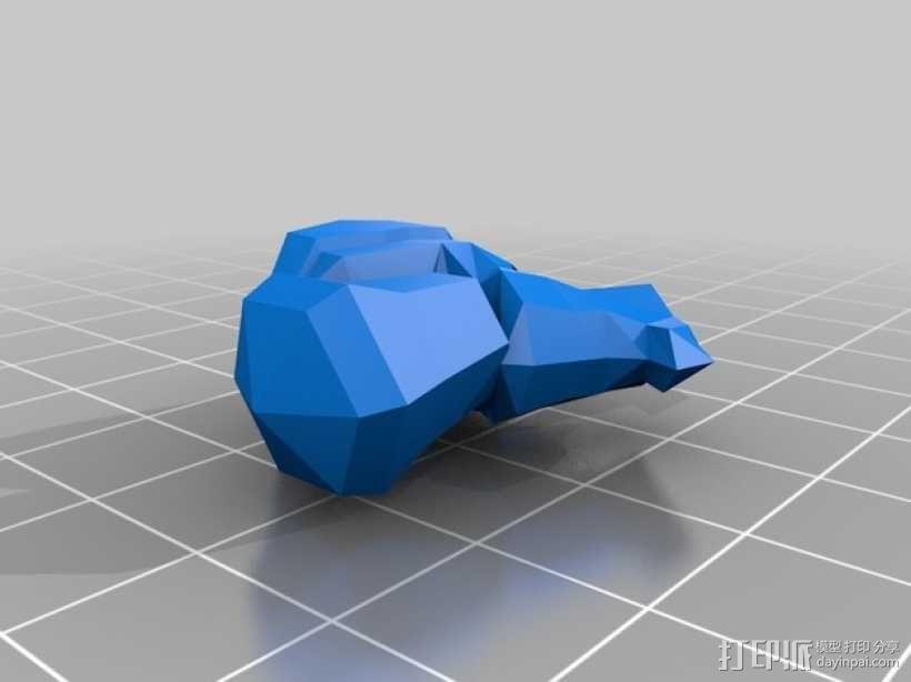 战锤40K:泰伦虫族特蜉冈 3D模型  图11