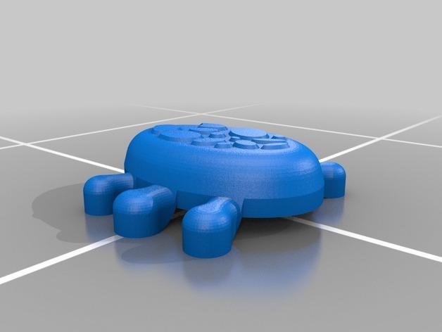 泰伦虫族肾上腺模型 3D模型  图5